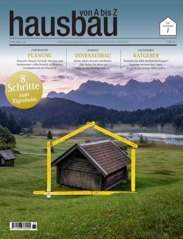Hausbau von a bis z 2016 by b l verlags ag   issuu