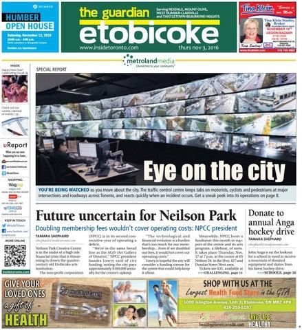 a2d0b5176e547 The Etobicoke Guardian, North, November 3, 2016 by The Etobicoke ...