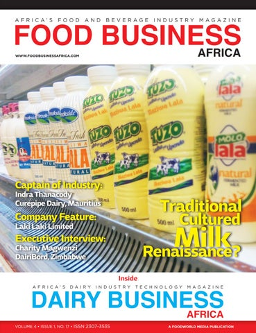32461effa7 Food Business Africa March April 2016 by FoodWorld Media - issuu