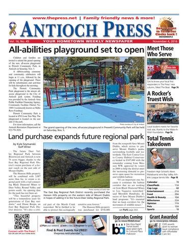 623f11ef4137b3 Antioch Press 11.04.16 by Brentwood Press   Publishing - issuu
