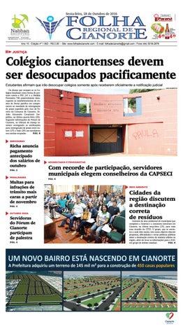 9980173b72 Folha Regional de Cianorte - Edição 1563 by Folha Regional de ...