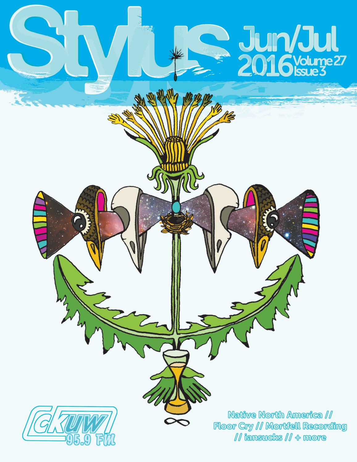 June / July 2016 by Stylus Magazine - issuu