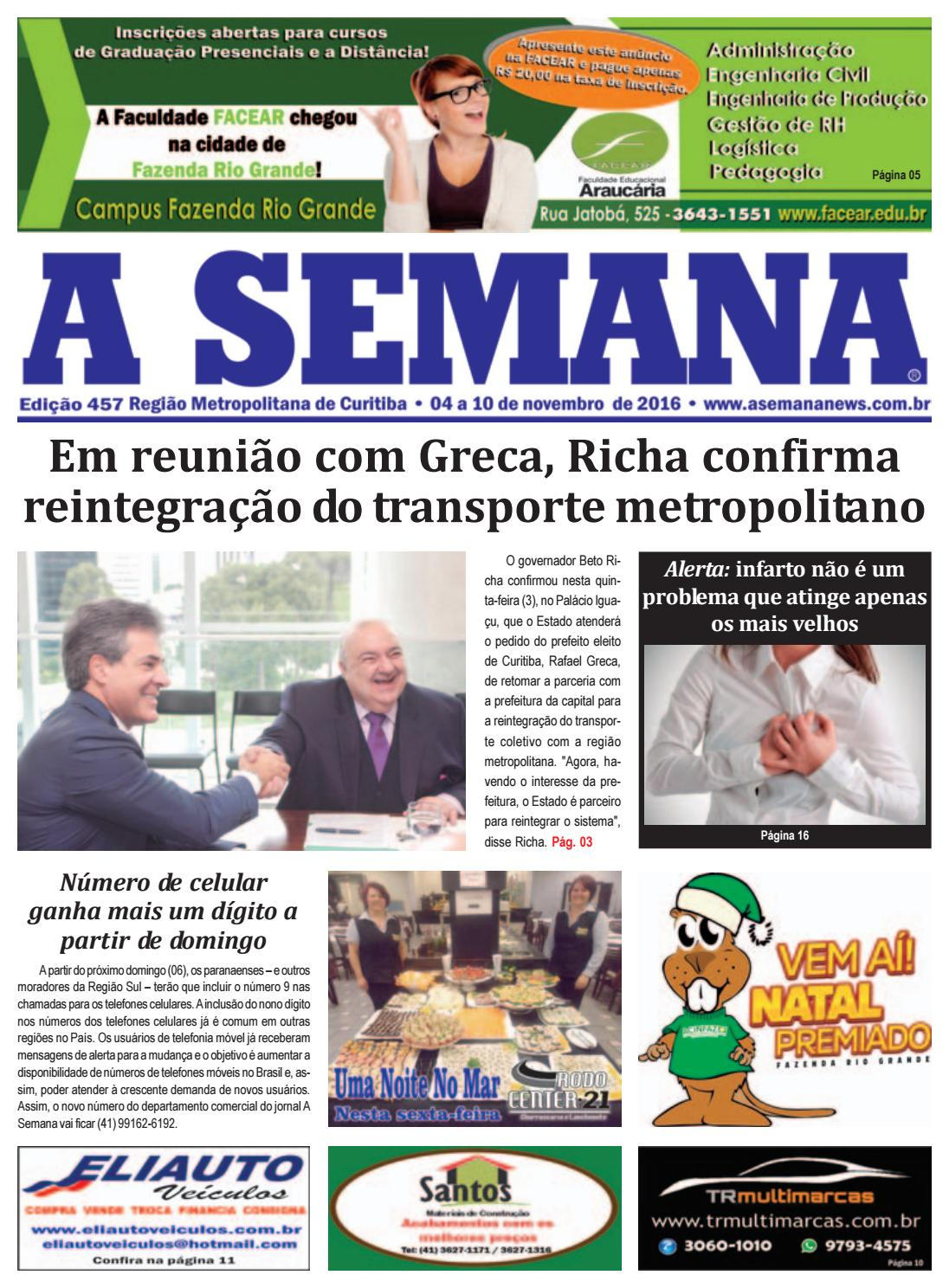 Edição 457 by asemana news - issuu b13c6fa180