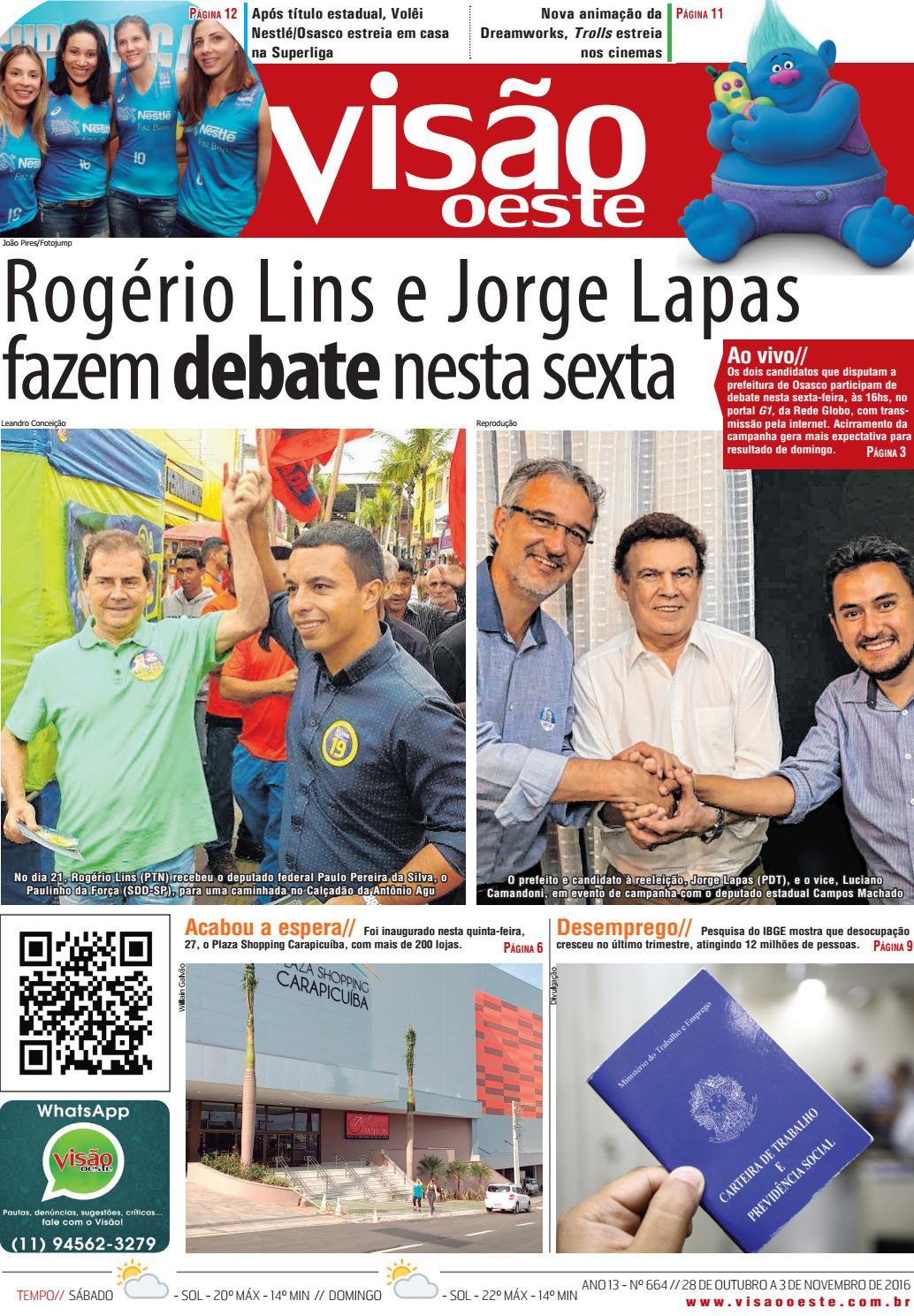 8f1d0bb116f13 Jornal664 by Visão Oeste - issuu