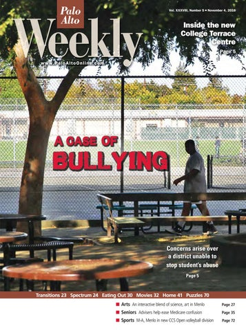 Palo Alto Weekly November 4 2016 By Palo Alto Weekly Issuu