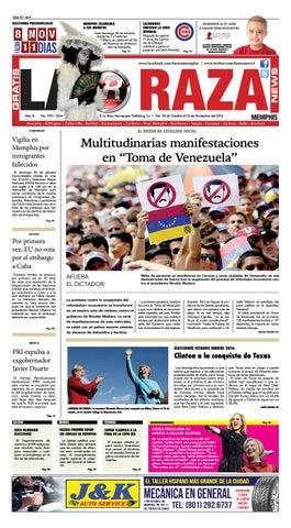 La Raza Newspaper. Memphis e4cce5a9831