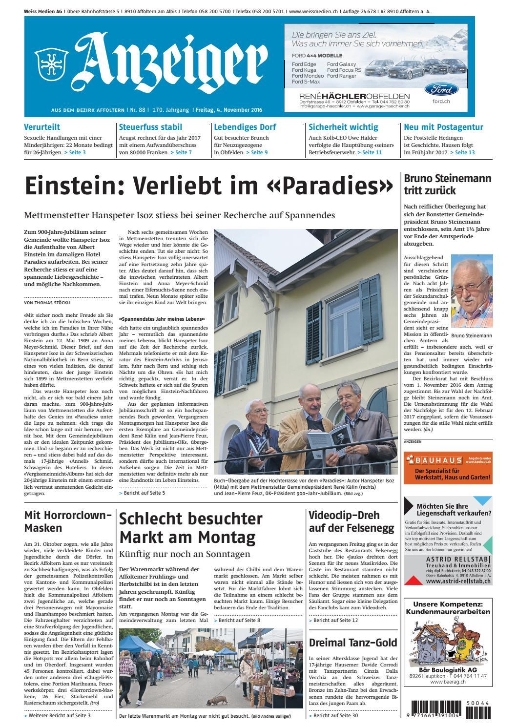 088 2016 by AZ-Anzeiger - issuu