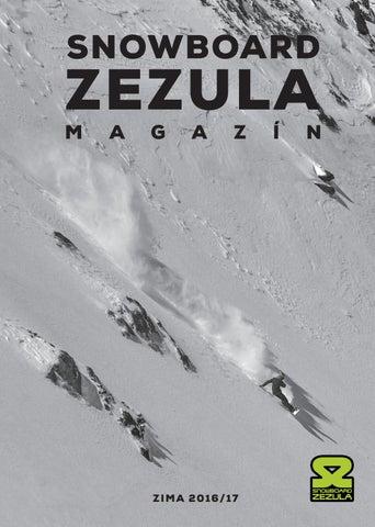 41a937adfb SNOWBOARD ZEZULA Magazín zima 2016 17 by SNOWBOARD ZEZULA - issuu