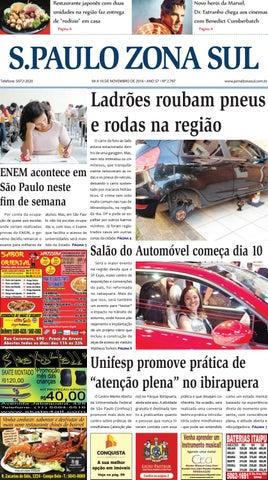 9431e1f8165 04 a 10 de novembro de 2016 - Jornal São Paulo Zona Sul by Jornal ...