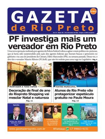 Gazeta de Rio Preto - 04 11 2016 by Social Light - issuu 273031bedcf