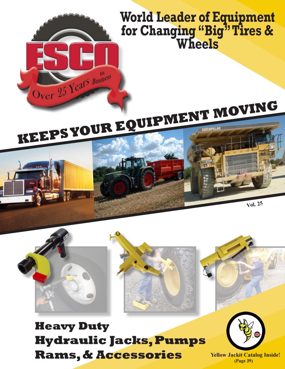 Esco Equipment 30100 Rethread Kit Save-A-Stud
