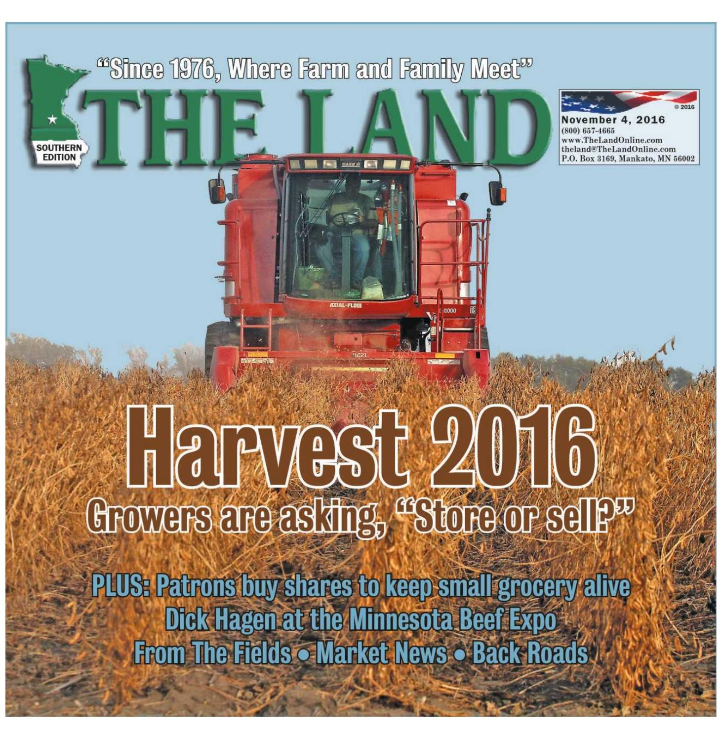 THE LAND Nov 4 2016 Southern Edition by The Land issuu