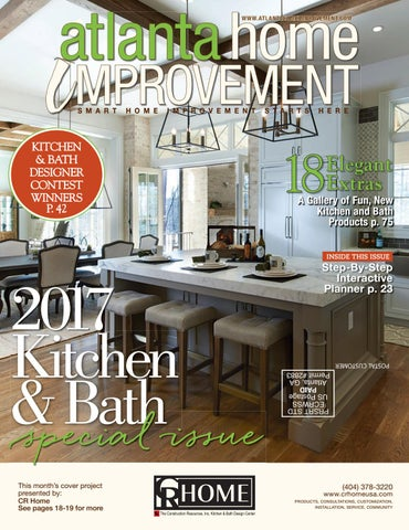 Atlanta home improvement 2017 kitchen & bath special issue by My ...