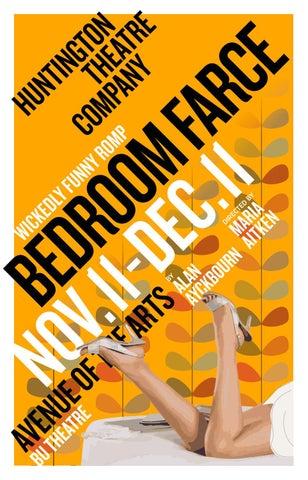 Bedroom Farce Program By Huntington Theatre Company Issuu