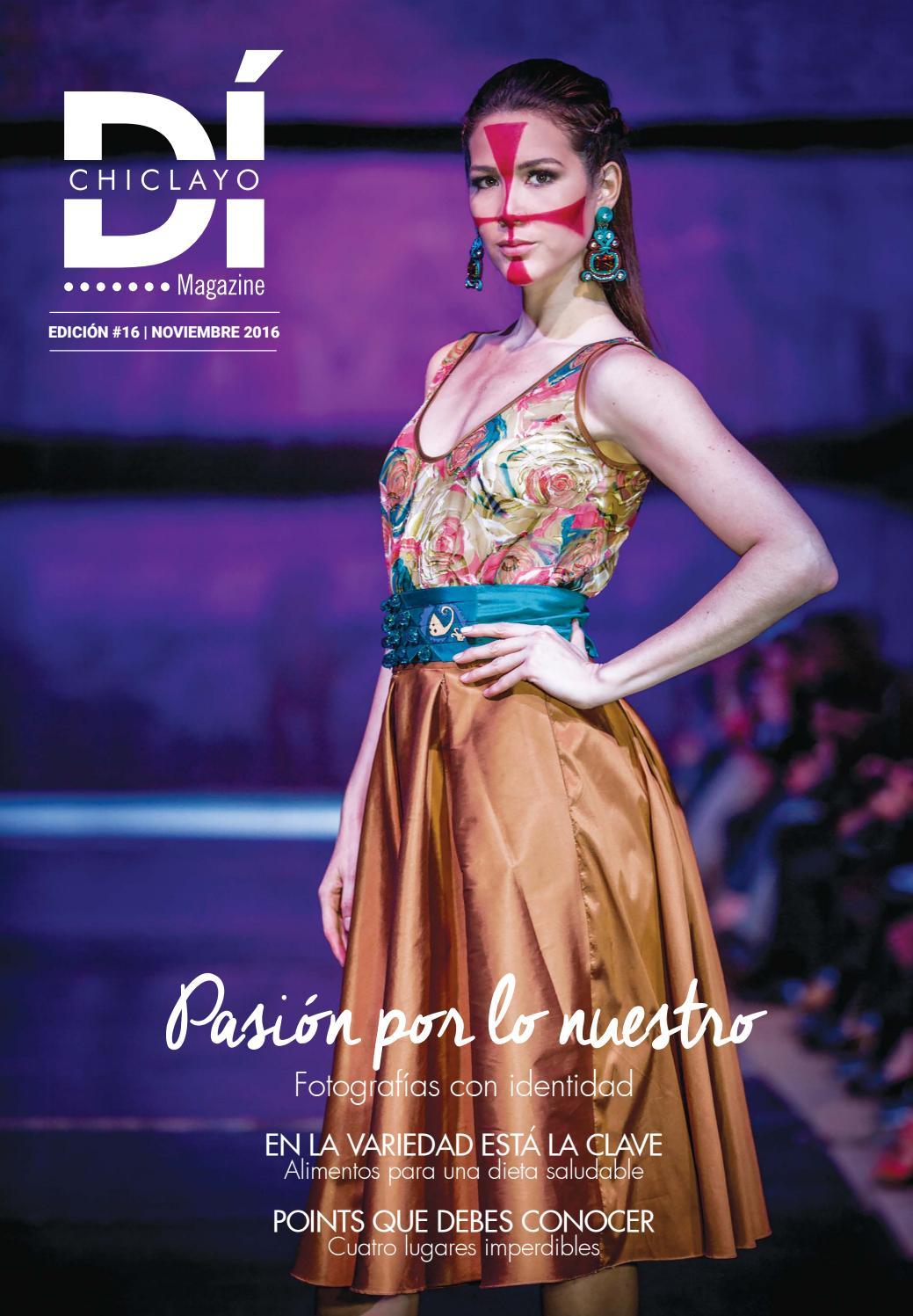 Di Chiclayo Magazine: Edición #16 by Di Chiclayo Magazine - issuu