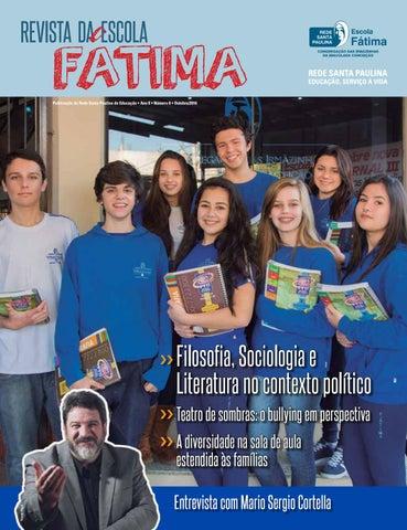 Revista da Escola Fátima 2016 by Congregação das Irmãzinhas