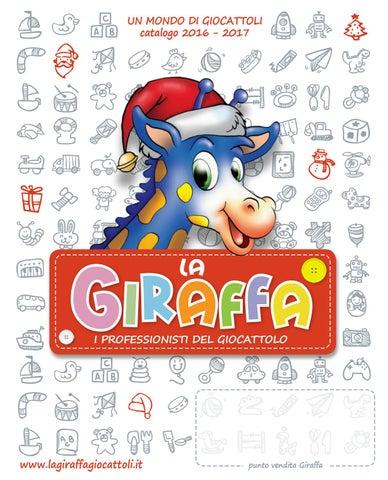 Catalogo giraffa 2016 web by Dario Bernardi - issuu