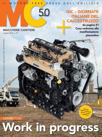 c91e97c9196 MC5.0-Macchine Cantieri - n. 37 ottobre 2016 by MC5.0-Macchine ...