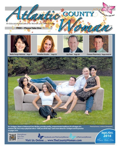 Atlantic County Woman - 2016 September/October by The County Woman