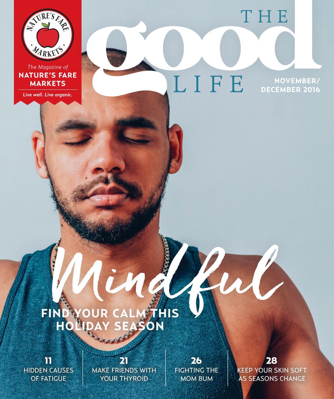 The Good Life - November/December 2016