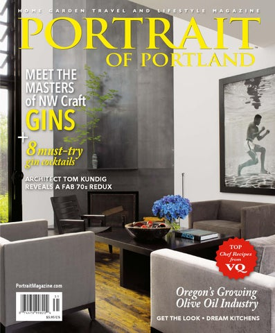 Portrait Of Portland Volume 31 By Magazine