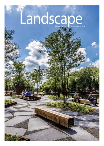 The First Specialised Landscape Magazine In The Middle East