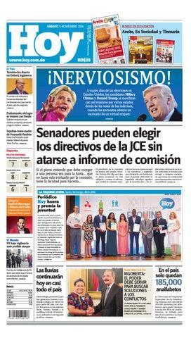 Periodico sabado 05 noviembre 2016 by Periodico Hoy - issuu 06c1233f653
