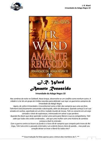f69bd56ea 10 amante renascido j r ward by Valquiria Marques - issuu