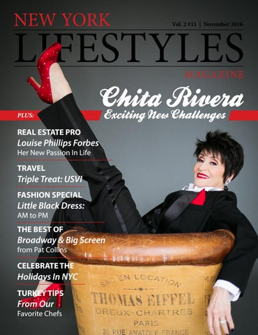 New York Lifestyles Magazine - November 2016 by New York Lifestyles ... 3e26dd1591b