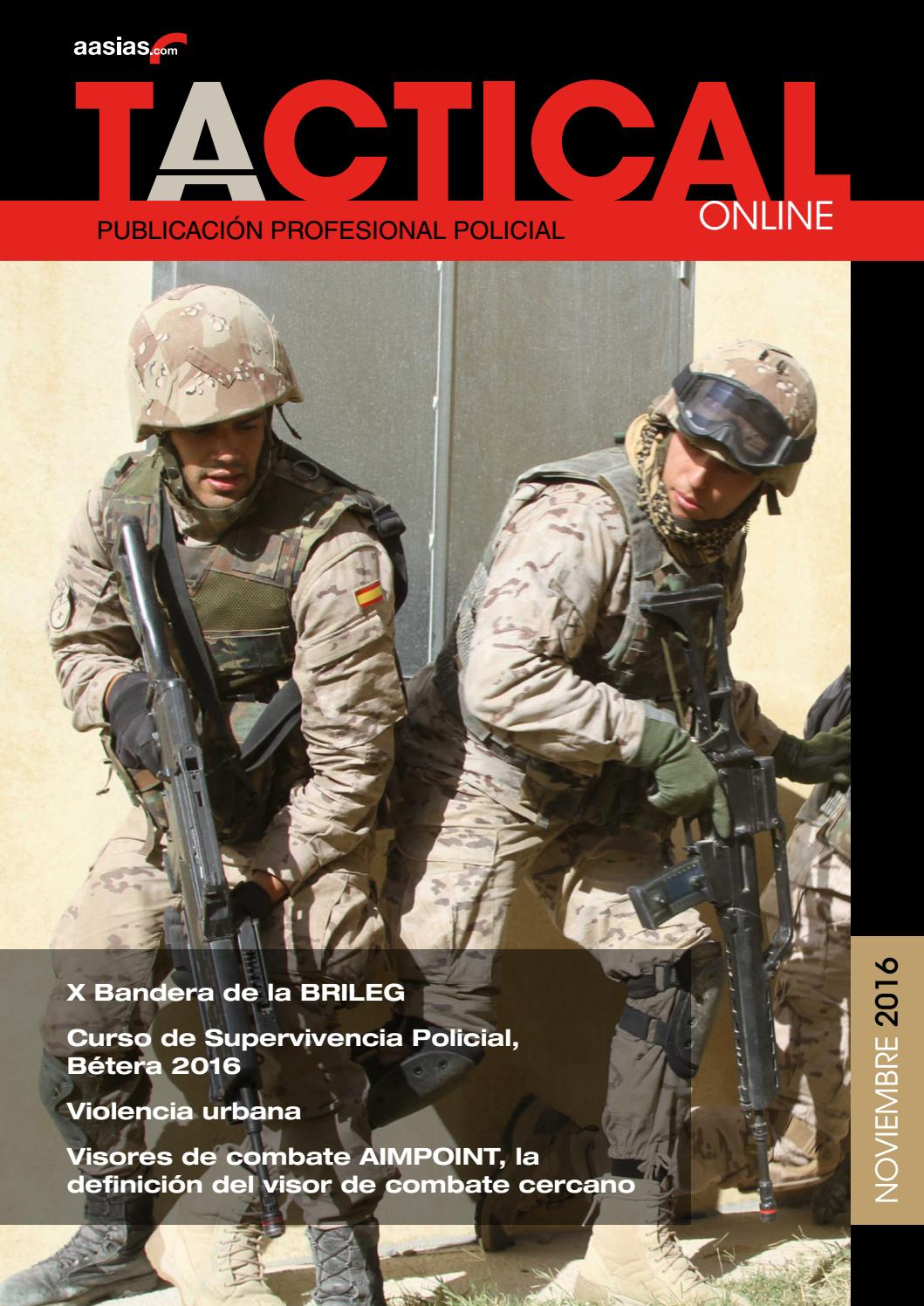Tactical Online Noviembre 2016 by aasiascom - issuu