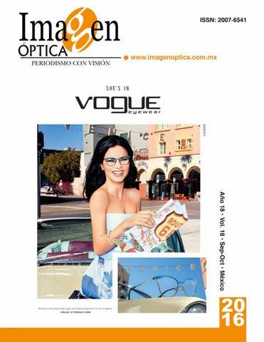 71aa0a0cdb Revista Septiembre Octubre 2016 by Imagen Optica - issuu