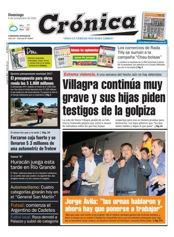 683206b417dff5dbf287461b6173f236 by Diario Crónica - issuu be7001fb3cf