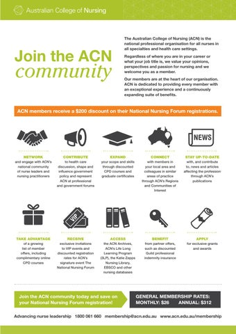 How to cancel acn membership