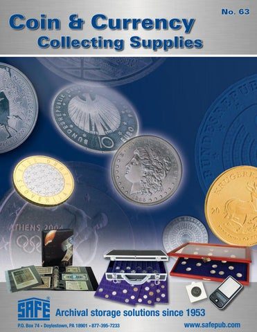 5 Coin Holder Slab Box Graded Storage Heavy Duty Single Row PCGS NGC Large Case