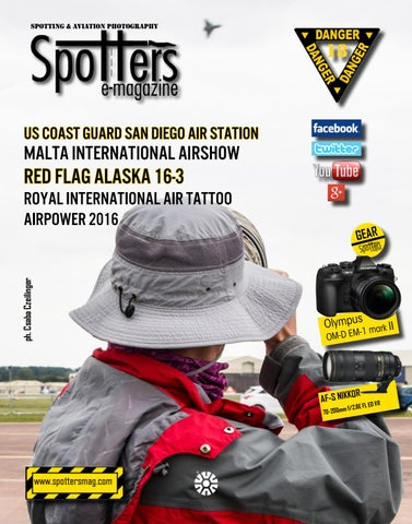 Spotters e-Magazine #18 Aviation Photography and Spotting by