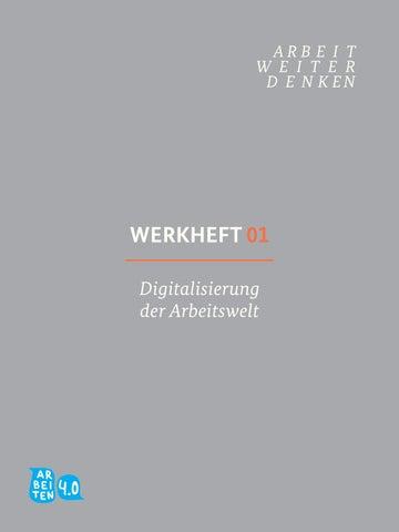 Werkheft 01 By Bundesministerium Für Arbeit Und Soziales Bmas Issuu
