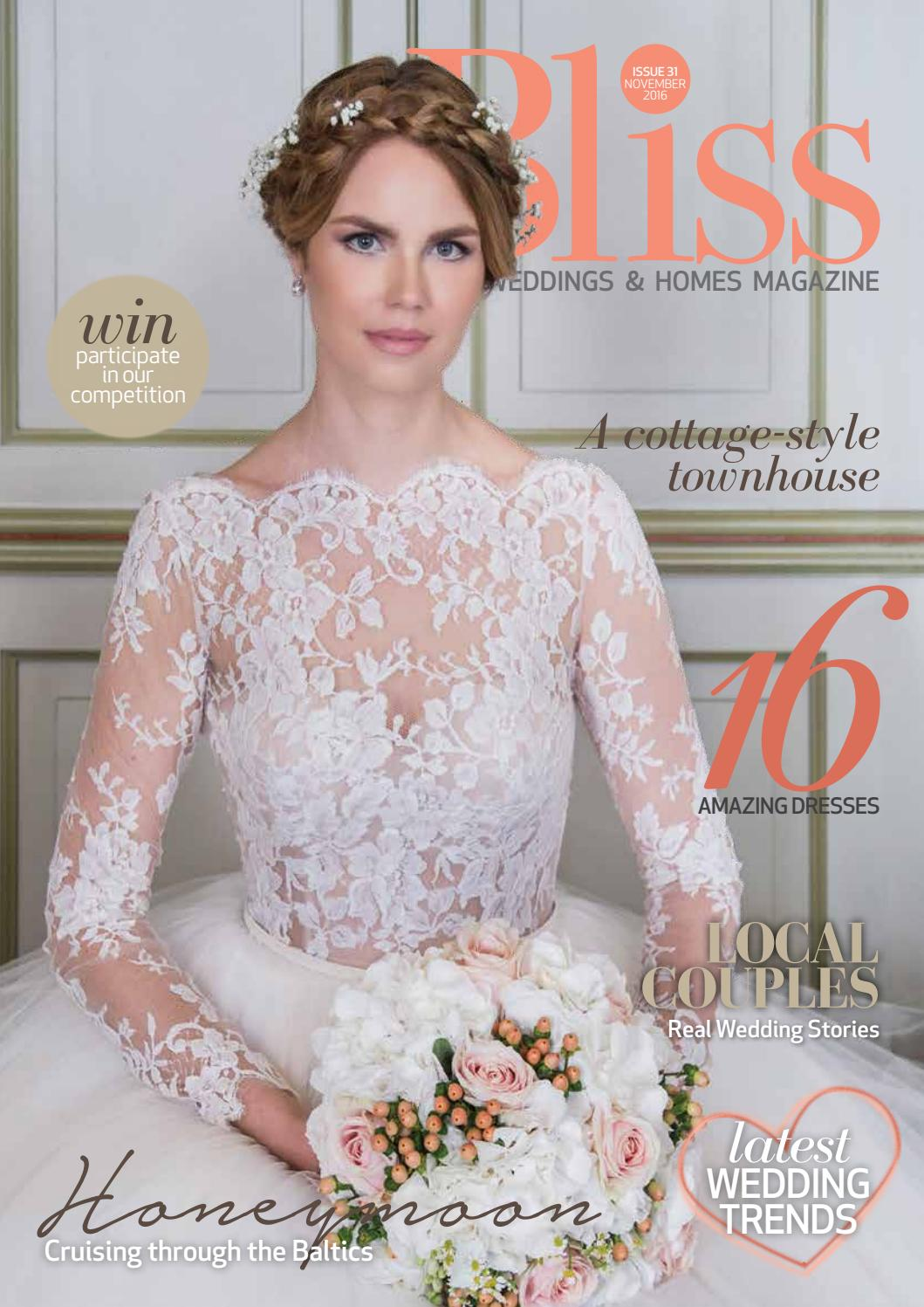 e335b38c16e Bliss Weddings & Homes November 2016 by Content House Group - issuu