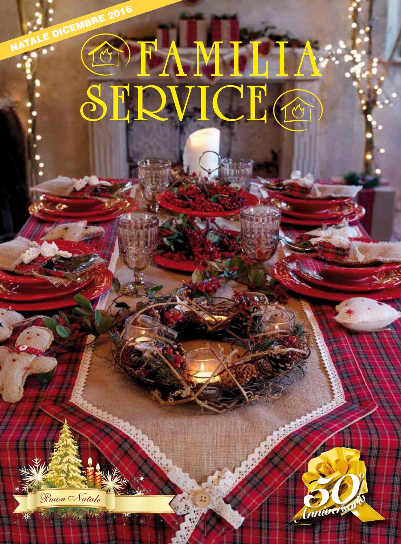 Tovaglia Nera E Oro familia service. catalogo natale 2016 by familia service - issuu