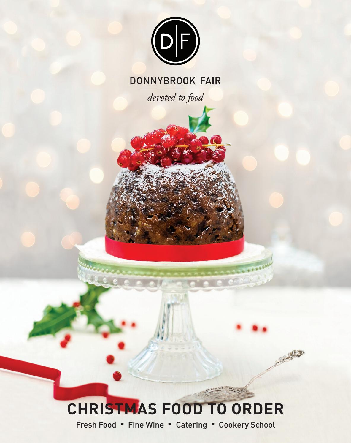 christmas food fair norwich