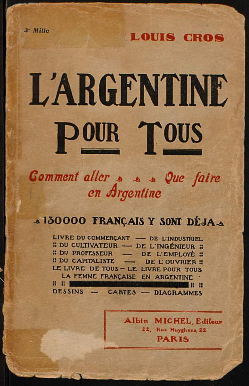Largentine Pour Tous By Bibliothèque Numérique Manioc Scd