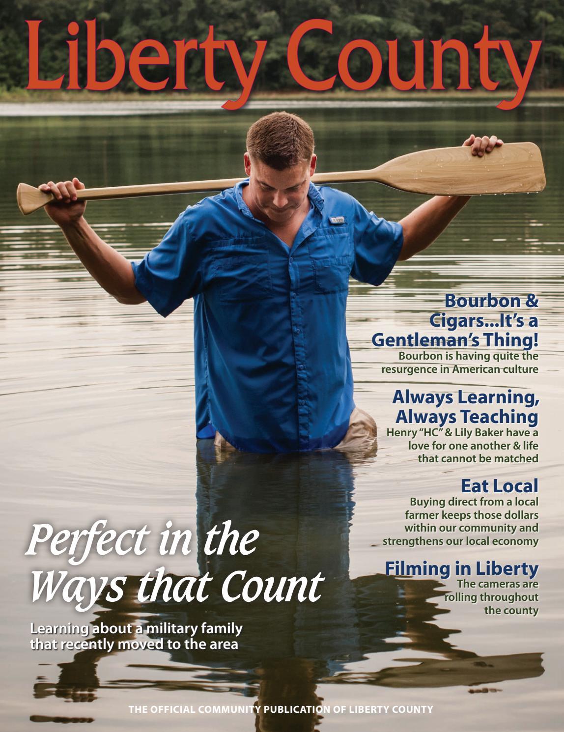 Liberty County Magazine 2016 By Liberty County Chamber Ofmerce  Issuu
