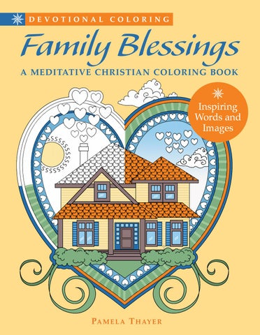 Family Blessings By SixthSpring Books