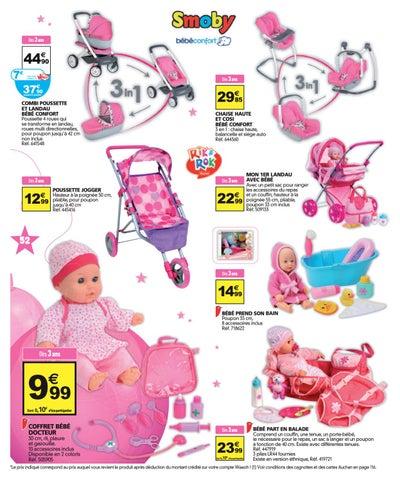 best place sold worldwide elegant shoes Catalogue jeux et jouets Auchan Noël 2016 by LSA conso - issuu