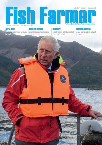 Fish farmer magazine november 2016 by fish farmer for Dave stewart fishing report