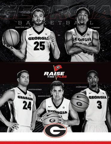 2016-17 Georgia Men's Basketball Media Guid by Georgia Bulldogs Athletics - Issuu
