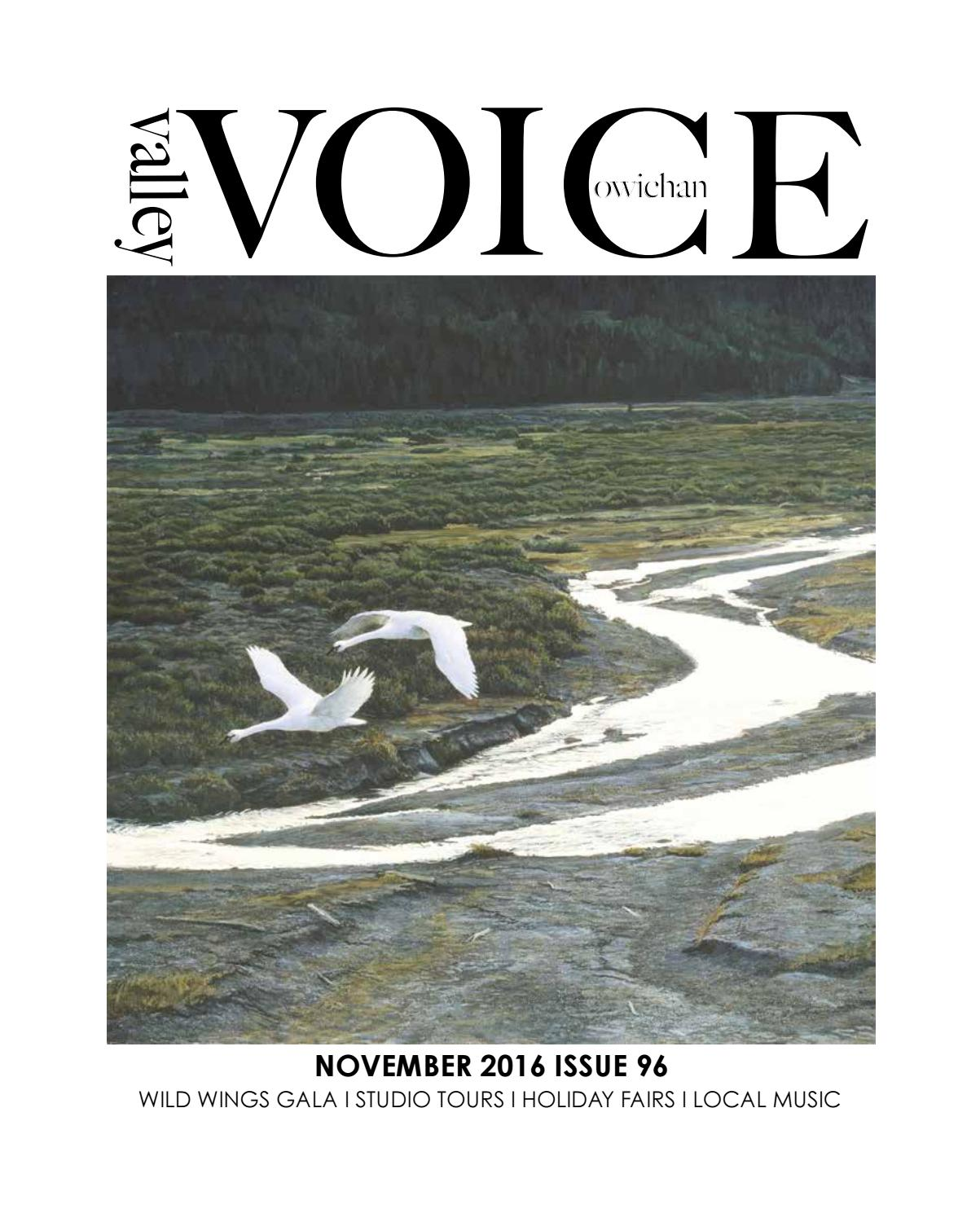Vv november issue 96 web by Cowichan Valley Voice - issuu