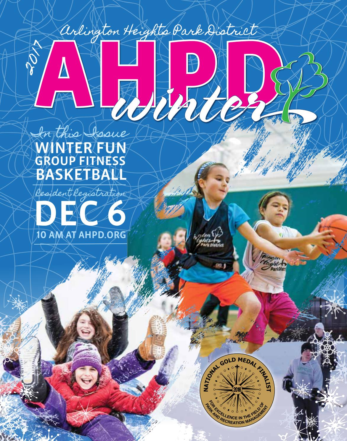 32b8cc4106e AHPD Winter 2017 Program Guide by Arlington Heights Park District - issuu