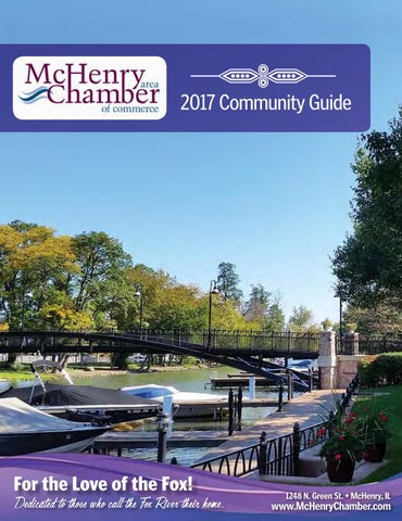 ef0cb037a0b mchenry chamber guide 2017 by Shaw Media - issuu
