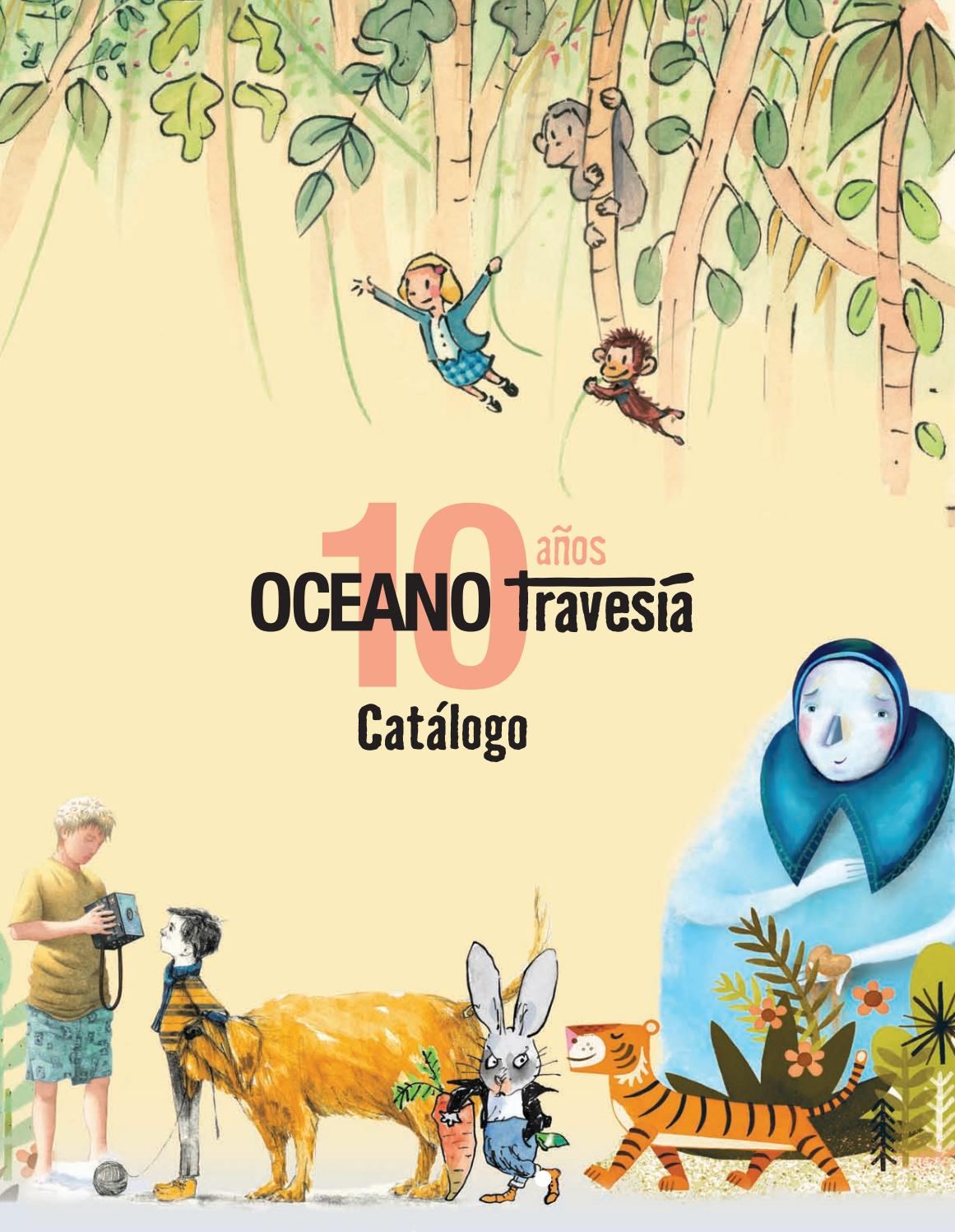 Cat trav 2017 by Editorial Océano de México, SA de CV - issuu