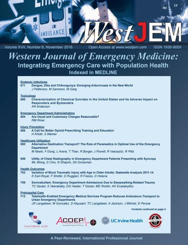 Volume 17 issue 6 by western journal of emergency medicine issuu page 1 fandeluxe Choice Image
